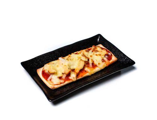 Roasted Chicken Pizza Bar