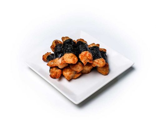 Seaweed Chicken