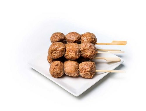 Chicken Cheese Meatball