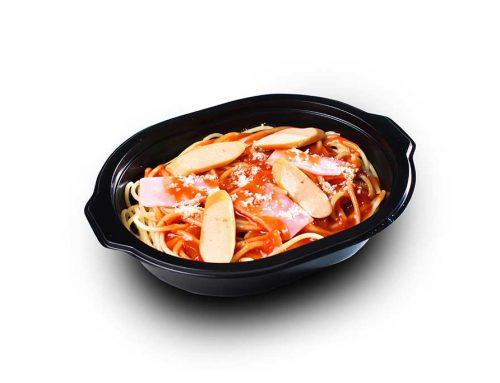 Chicken Sausage & Ham Spaghetti Bolognese
